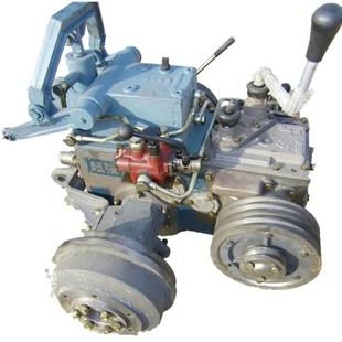 拖拉机180d动力输出型 10档 四驱