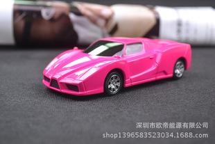厂家批发法拉利移动电源6000mah 创意礼品汽车模型充电宝 炫酷图片