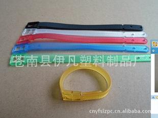 【廠家直銷】塑料行李牌帶子 pvc軟膠行李牌吊繩 pvc行李牌帶