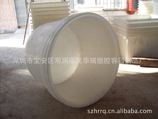 华瑞厂直销食品级600升PE圆桶,600升PE腌制圆桶,600升PE发酵桶