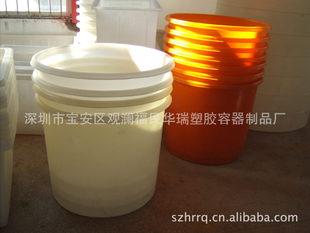华瑞厂直销食品级300升PE圆桶,300升PE腌制圆桶,300升PE发酵桶