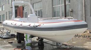 玻璃钢游艇 玻璃钢制品 玻璃钢加工 玻璃钢养鱼船