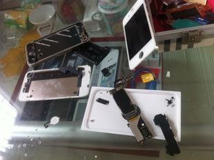 南京苹果iPhone4S_iPhone5_iPhone5C_iPhone5S售后换屏维修点_