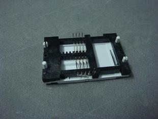 显示器卡座 一体化卡座 IC卡卡座 大容量IC卡  2000型显示器卡座