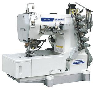 供应WD-500-01CB高速绷缝机、绷缝机、三针五线冚车