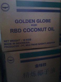 现货大量供应优质椰子油食用精炼椰子油  印尼进口 18公斤箱装