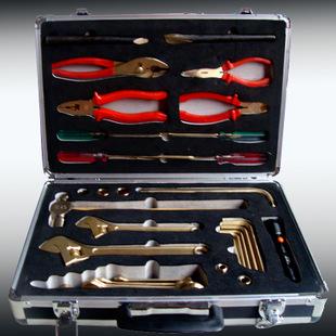 集兴牌防爆组合工具31件套 防爆工具套装 机修组合工具