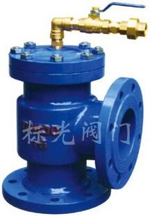液压水位控制阀 角型H142X-10/16Q