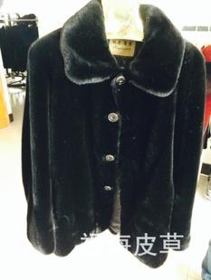 加工男女款貂皮大衣,上等皮制作