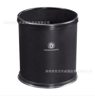 东方圆形客房垃圾桶/酒店垃圾桶/加厚料小号纸桶杂物