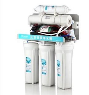 沁园净水器RO-185 纯水机家用厨房直饮净水机 五级除水垢