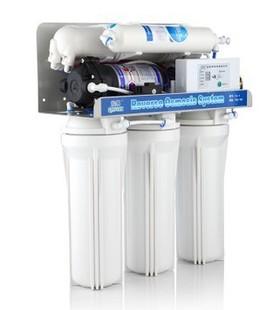 沁园净水器RO-185智能 家用直饮过滤器 直厨房反渗透RO净水机包邮