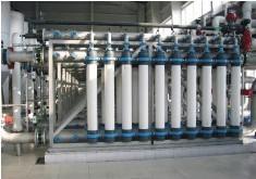 供应沁园中水回用水处理设备 沁园大型工业成套水处理设备