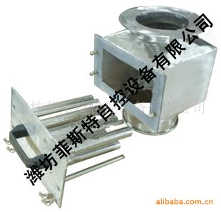 供应CBS管道式粉体除铁器 抽屉式粉体除铁器 磁场强度12000GS