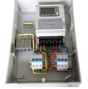 电表计量箱三相/多表位/国网
