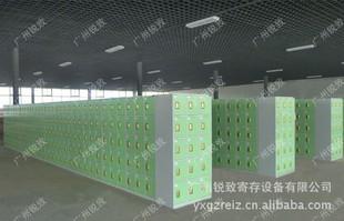 广州锐致15门 ID卡感应柜 泳池更衣柜 水上乐园更衣柜 桑拿储物柜