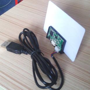 USB迷你磁卡阅读器123轨道,43mm磁卡刷卡器,磁卡读卡器