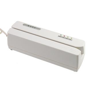 供应MSR606全三轨高抗磁卡读写器,磁卡读写机