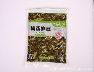 下饭小菜400g开袋即食家庭用拾得一品厂家直销梅菜笋丝