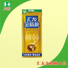 核桃乳、汇友金核桃产品代理、经销、利润高、市场大