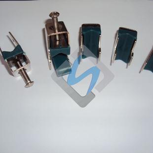 镀锌电工管夹 不锈钢电工管夹S-WEIER