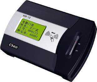 科密感应考勤机/科密KD-12感应考勤机/科密磁卡ID卡考勤机