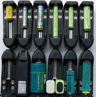 批发 强光手电筒万能充电器 18650电池充电器 14500锂电池充电器