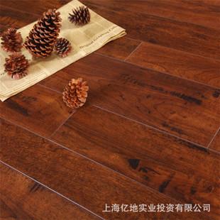 鹂歌强化地板厂家专业供应实木复合地板