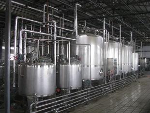 果汁饮料生产线 全套果汁生产线 果汁灌装生产线