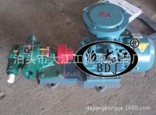 厂家直供KCB-55防爆齿轮泵 高温齿轮泵 各型号齿轮式输油泵齿轮泵