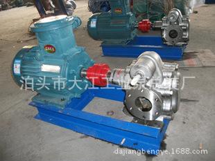 KCB系列耐腐不锈钢齿轮泵 各型号齐全的食品级不锈钢齿轮泵
