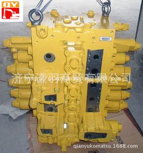 小松挖掘机配件pc200-8分配阀图片