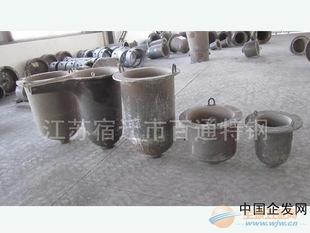生产厂家供应耐热熔铝熔锌耐腐蚀铸铁抗氧化坩埚炉批发加工