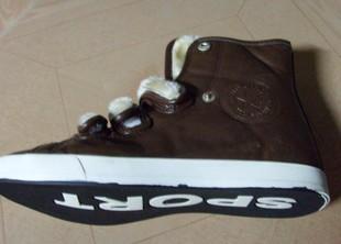 库存棉鞋 女段库存棉鞋 两种穿法高低帮棉鞋 时尚女特价棉鞋