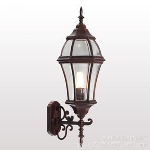 欧式壁灯 庭院灯防水阳台室外灯别墅外墙挂壁灯