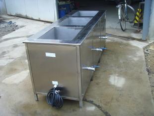 TH四槽式超声波清洗机