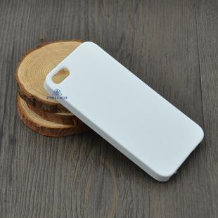 热转印iphone5/5s 3d 手机壳 空白素材批发 可定制图片