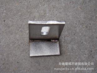 【厂家直销】201不锈钢干挂件 大理石挂件 焊挂(T型烧焊码)
