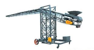 厂家生产 斗式粮食提升入仓机 物料升降式补仓机 垂直提升机