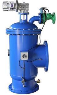 科益达KLDS系列立式电机驱动刷式自清洗过滤器 全自动过滤器