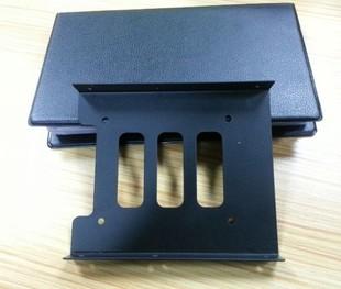 SSD固态支架2.5寸硬盘转3.5  固态硬盘托架 SSD铁支架