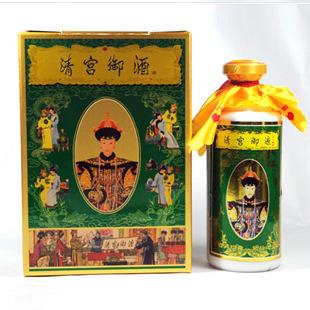 清宫御酒 32度 500ML养生 保健酒 (滋阴补肾) 清宫御液酒 女酒