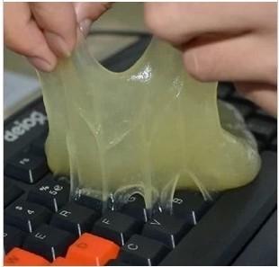 蜗牛么么清洁软胶 出风口清洁胶 键盘清洁胶 清洁软胶 键盘清洁泥