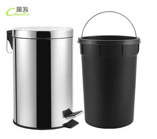 办公卫生桶 圆形垃圾桶