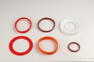 订制硅胶制品 硅橡胶制品 硅胶杂件 厚业硅橡胶制品厂
