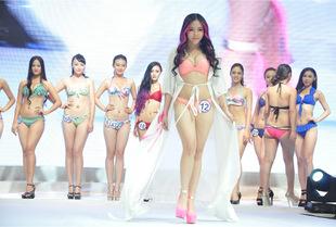 大型活动策划 2014世界旅游小姐华南赛区总决赛