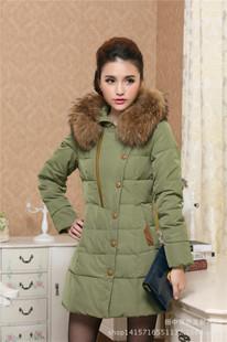 品牌高端 冬季女装棉衣新款韩版修身女士羽绒棉服 清仓热卖款棉