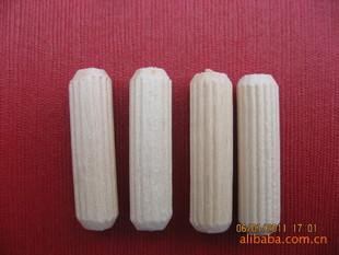 【优质供应】国标 8x60 斜纹木销 圆木榫 三合一连接件
