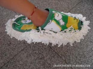 华杰纺织品厂参加韩国纺织品展会的超细纤维雪尼尔产品,清洁用品