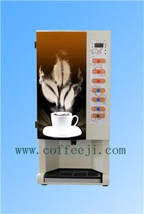 三冷三热咖啡饮料机 餐饮咖啡饮料机 办公室用咖啡饮料机厂家直供